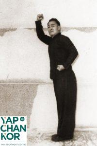 Yap Shu Shen, who brought the secret formulas to Malaya in the 1930s