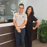 Aishah bilateral knee osteoarthritis testimonial for YCK